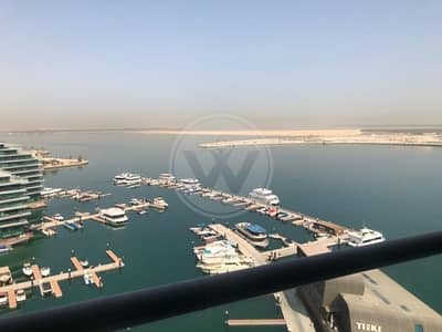 شقة 4 غرف نوم للبيع في شاطئ الراحة، أبوظبي - Full floor luxury in exclusive tower I High specs