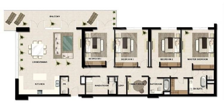 11 For investment | Spacious layout with facilities