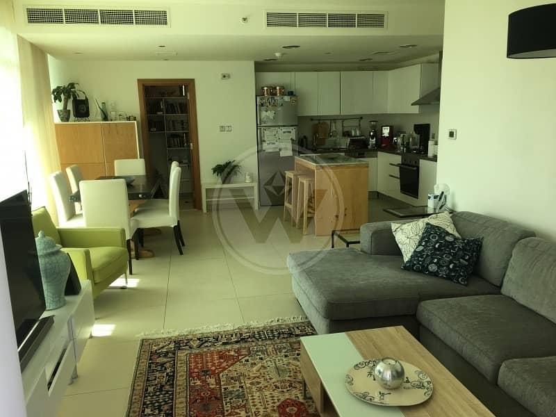 2 Amazing upgraded corner 2 bed Al Bandar