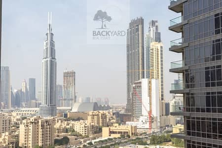 1 Bedroom Flat for Rent in Downtown Dubai, Dubai - Superb | 1BR | South Ridge |