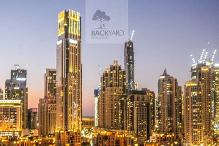 2 Bedroom Apartment for Rent in Downtown Dubai, Dubai - Remarkable | 2BR | South Ridge in Downtown