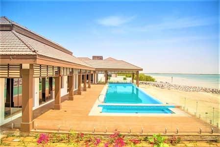 5 Bedroom Villa for Rent in Al Reem Island, Abu Dhabi - Beach Front 5 BR Villa in Al Reem Island