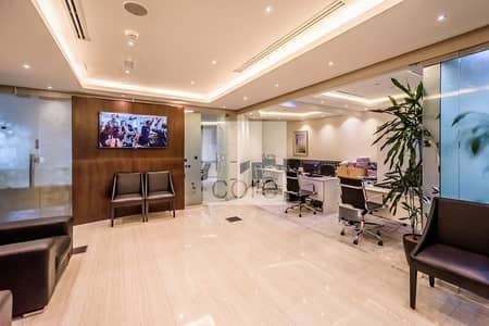 Office for Rent in Barsha Heights (Tecom), Dubai - Fitted Office | Low Floor | Parking