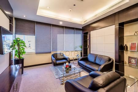 Office for Rent in Barsha Heights (Tecom), Dubai - Fitted office on low floor | Damac Executive
