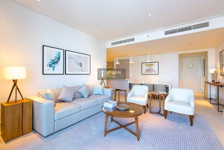 2 Bedroom Flat for Rent in Downtown Dubai, Dubai - Stylish Luxe Apartment| Furnished | 2BHK | Vida Downtown