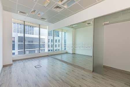 Office for Rent in Business Bay, Dubai - Fitted with Built-in Washroom and Pantry