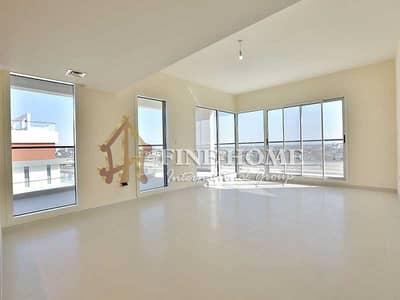 فلیٹ 2 غرفة نوم للايجار في شاطئ الراحة، أبوظبي - Luxurious and fancy 2BR Apartment