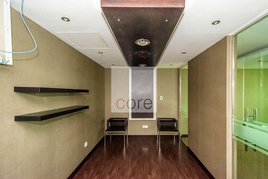 10 Fitted and Furnished Office | Mid Floor