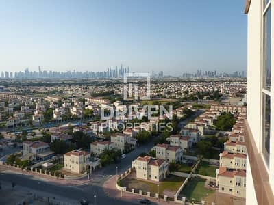 Studio for Rent in Jumeirah Village Triangle (JVT), Dubai - Bright Studio Apartment | Prime Location