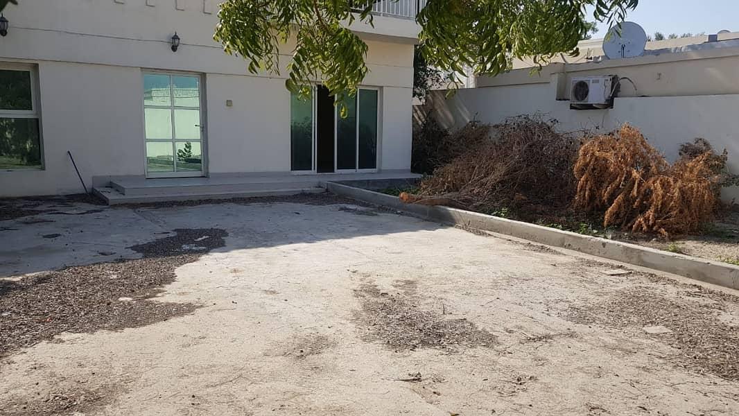 *** AMAZING OFFER - Lovely 7BHK Single storey Villa available in Al Jazzat, Sharjah