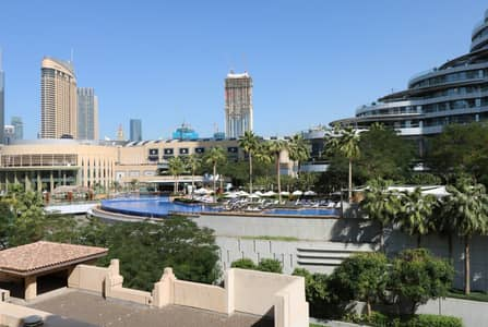1 Bedroom Flat for Rent in Old Town, Dubai - OT Specialist I 1 + Study Bright & Spacious