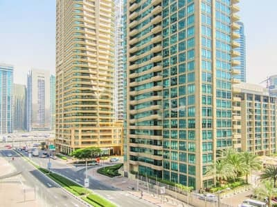 2 Bedroom Flat for Rent in Dubai Marina, Dubai - 2 Bed Furnished|Large Balcony|Nice Marina View|Available now