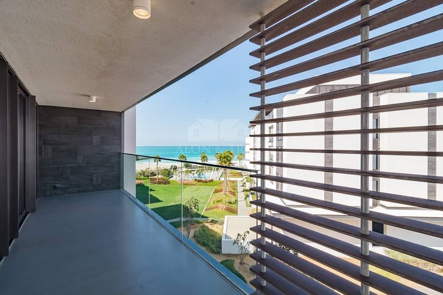 Best Offer I 2 bed + Maid I Sea View I Beach Access