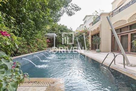 6 Bedroom Villa for Rent in Al Barari, Dubai - Fully Furnished | Type B | Great Location