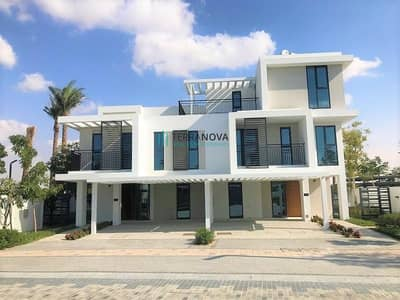 3 Bedroom Townhouse for Sale in Tilal Al Ghaf, Dubai - 5% On Booking | 3 Years Post Handover