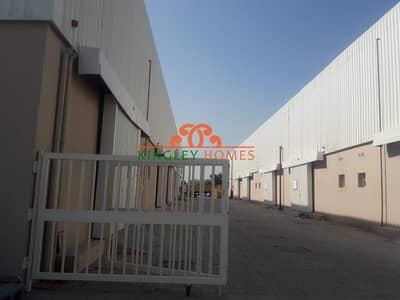 مستودع  للايجار في رأس الخور، دبي - Storage Warehouse for rent in Ras Al Khor Industrial 2