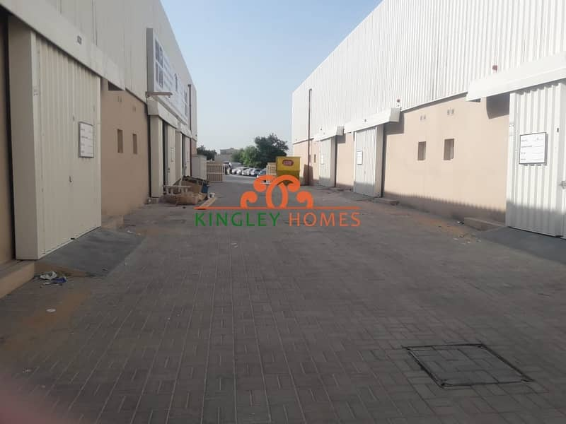 10 Storage Warehouse for rent in Ras Al Khor Industrial 2