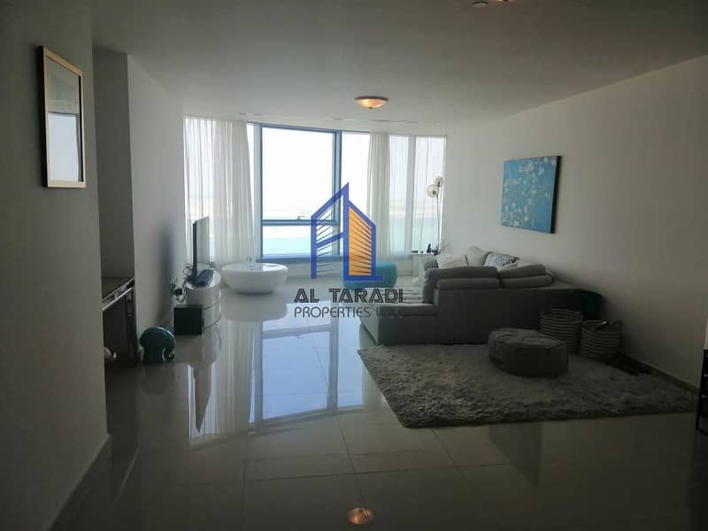 2 Big Offer!Two Bedroom Plus Maids Available For Rent in Sky Tower