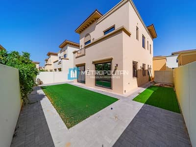 3 Bedroom Villa for Rent in Arabian Ranches 2, Dubai - Three bedroom detached | Single Row | Landscaped