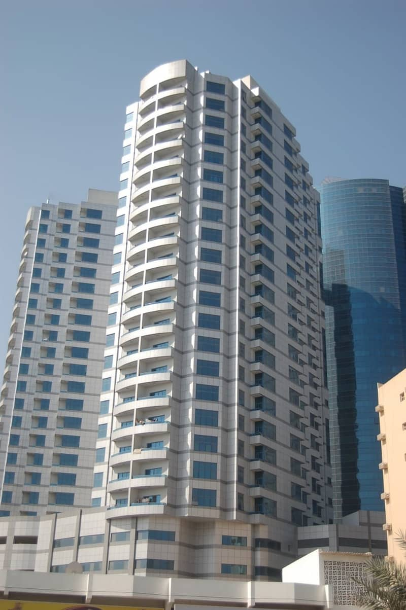 BEST DEAL SEA VIEW 2 BEDROOM APARTMENT FOR SALE IN FALCON TOWER AJMAN.
