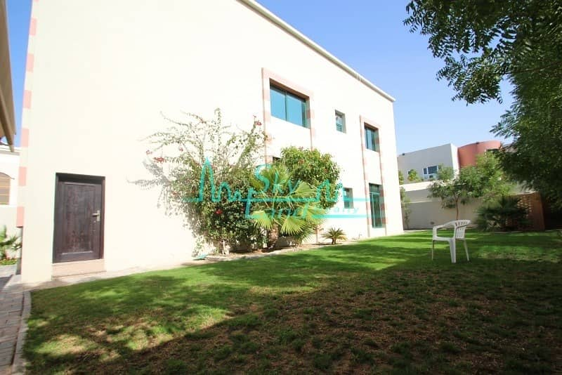 Renovated 4 bed with beautiful garden Al Barsha 3