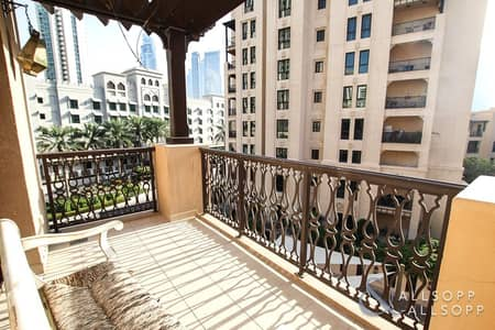 1 Bedroom Apartment for Rent in Old Town, Dubai - One Bedroom | Unfurnished Apt | Old Town