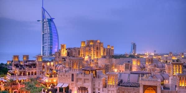 2 Bedroom Flat for Sale in Umm Suqeim, Dubai - Madinat Jumeirah  From 2.3M   Facing Burj Al Arab