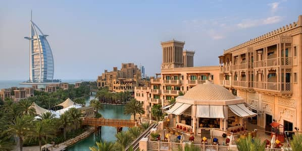 1 Bedroom Apartment for Sale in Umm Suqeim, Dubai - Madinat Jumeirah   From 1.2M   Facing Burj Al Arab
