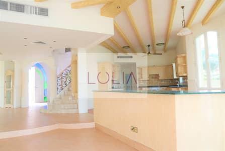 فیلا 4 غرف نوم للايجار في البرشاء، دبي - Independent 4BR Villa with private garden