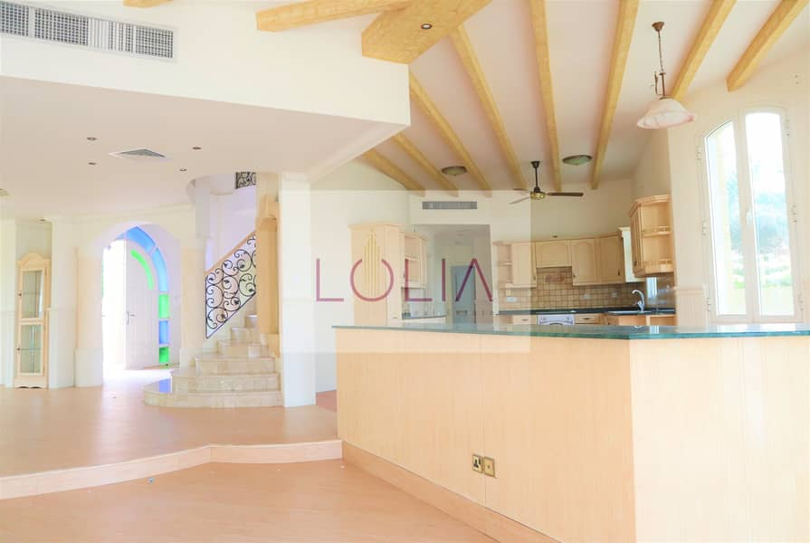 Independent 4BR Villa with private garden