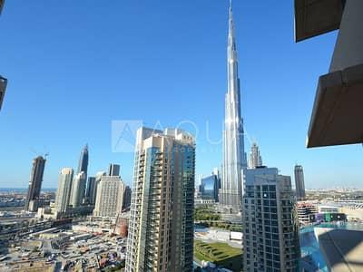 فلیٹ 2 غرفة نوم للبيع في وسط مدينة دبي، دبي - Burj Khalifa Views| Best price| Great Layout
