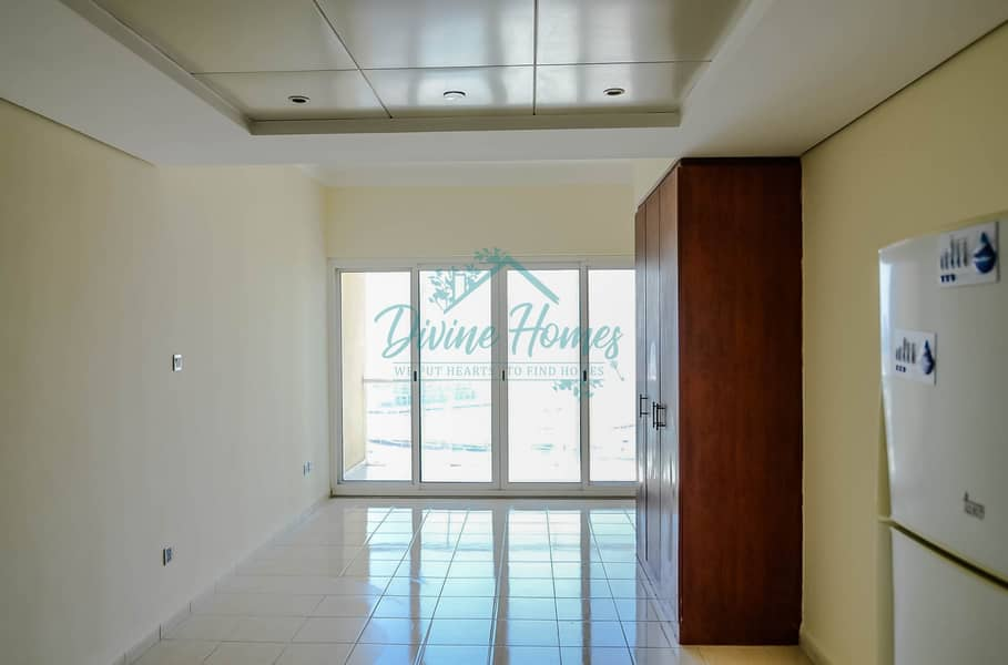 Close to Metro | Unfurnished | Balcony | Bright