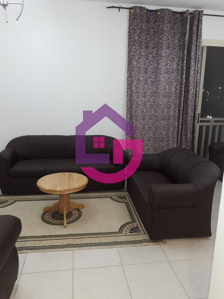 19 FURNISHED AND FEWA READY 1 BED IN MINA AL ARAB