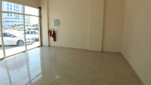 محل تجاري  للايجار في النعيمية، عجمان - محل للأيجار بالنعيمية 1 بموقع حيوي جدا امام نستو