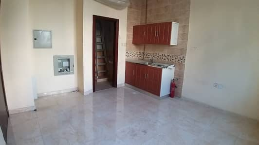 1 Bedroom Apartment for Rent in Bu Tina, Sharjah - BRAND NEW 1BHK WITH+NO CASH DEPOSIT+ CENTRAL AC