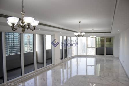 فلیٹ 3 غرف نوم للايجار في شارع الشيخ زايد، دبي - 3 BR + Maid   1 Free Month   A/C Water Free
