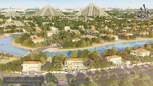 Hotel Apartment for Sale in Dubailand, Dubai - Pay 45 k down payment and get 8% ROI for 12 years