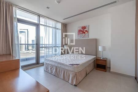 شقة 1 غرفة نوم للبيع في مدينة دبي الرياضية، دبي - Welcoming and Affordable Unit|Canal View