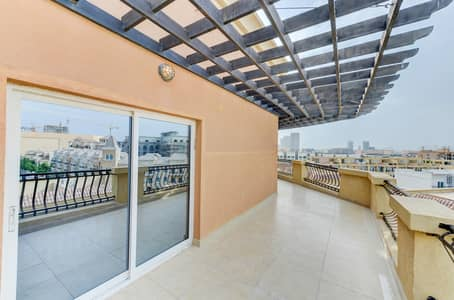 1 Bedroom Flat for Rent in Jumeirah Village Circle (JVC), Dubai - Beautiful and Spacious 1 Bedroom Apartment with WIFI in the heart of Jumeirah Village Circle, Dubai.