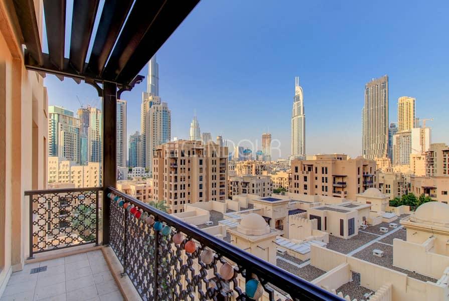 13 Prime 1 Bed Apt With Stunning Burj Khalifa Views