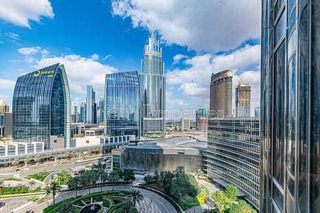 شقة 1 غرفة نوم للايجار في وسط مدينة دبي، دبي - Iconic Bldg| Fashion Branded| Unbeatable Location