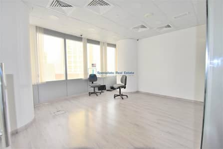 Office for Rent in Jumeirah Lake Towers (JLT), Dubai - Brand New Fitted Office w/ wet pantry in Almas