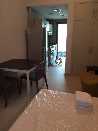 Studio for Rent in Al Sufouh, Dubai - Fully Furnished Studio with Balcony | Hilliana Tower