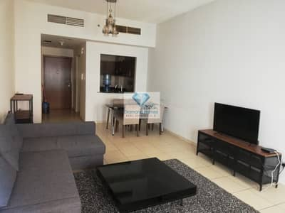 1 Bedroom Apartment for Rent in Al Sawan, Ajman - furnished big size one bedroom (4000)