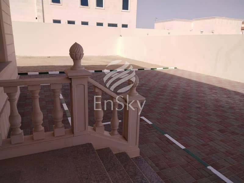 2 Brand New 6BHK Villa| Maid Room| Parking spaces