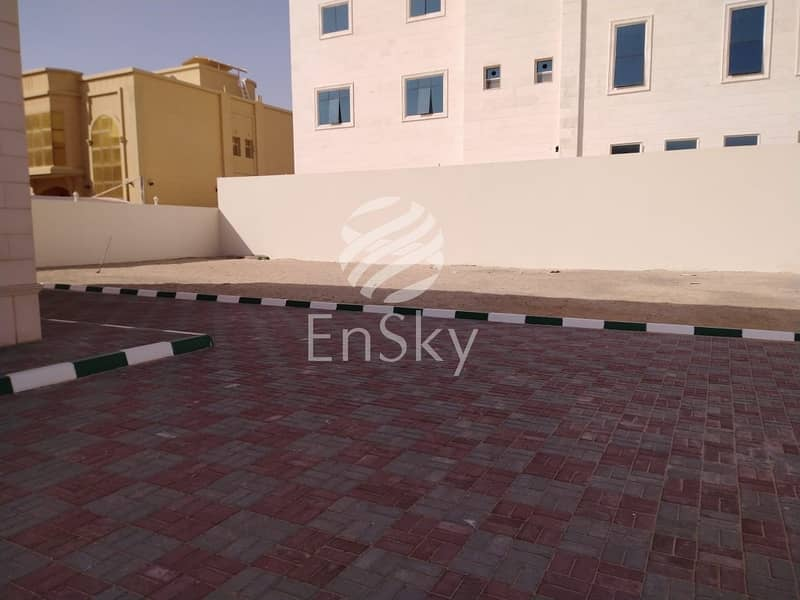 14 Brand New 6BHK Villa| Maid Room| Parking spaces