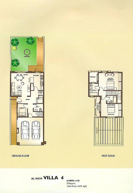 10 2 Bed + Study | Vacant | Close to Pool