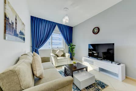 Stunning Dubai Marina 1 BR Apartment Near Metro/Tram, Free Wifi