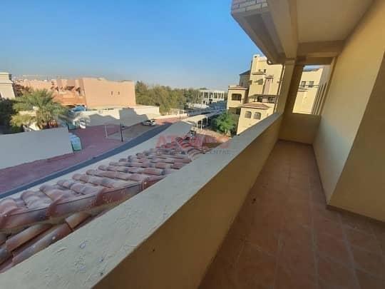 16 Huge 1 BR   Nice Community View   Shorooq Mirdif