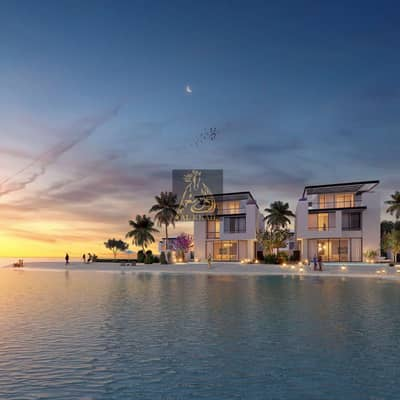 Invest Now! Exquisite Large 7BR Villa for sale in Sharjah Waterfront City | Easy Payment Plan | Stunning Beach Views